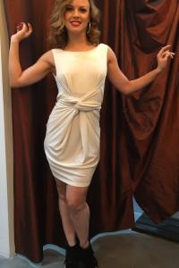 Stella dress front